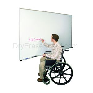 EL GRANDE 5' High Boards-Porcelain Steel 5'H X 8'W