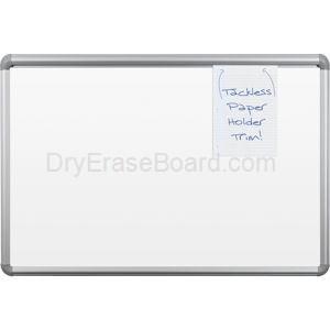 Presidential Bite Whiteboard - Dura-Rite Surface 4'H x 4'W