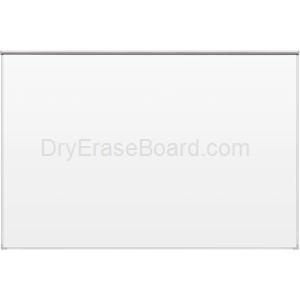 Ultra Bite Whiteboard - TuF-Rite Surface 4'H x 4'W