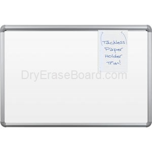 Presidential Bite Whiteboard - TuF-Rite Surface 2'H x 3'W