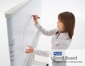 Plus Scroll Board