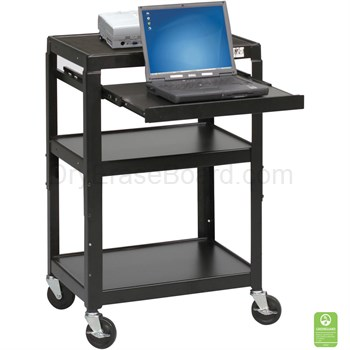 Adjustable Laptop Utility Cart