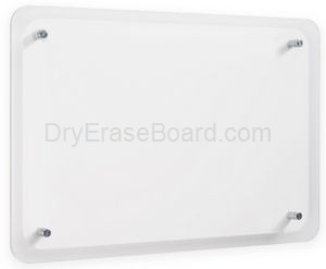 "Acuity Frost Markerboard - 36""H x 48""W"