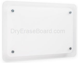 Acuity Frost Wall Mount Frameless Markerboards