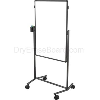 modifier xv height adjustable easel black melamine. Black Bedroom Furniture Sets. Home Design Ideas