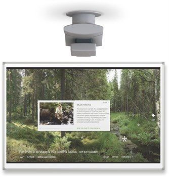 Brio Trim Interactive Projector Boards