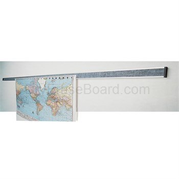 "Display Rails - 3""H"