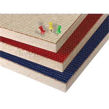 Fabric Cork-Plate Panels
