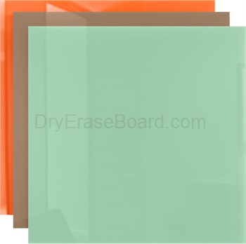 Mosaic Magnetic Glass Whiteboard