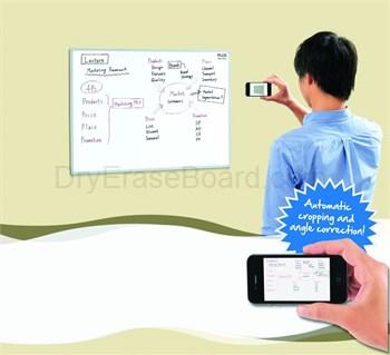 MTG SYNC Smartphone Ready Whiteboard