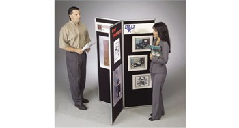Tri-Fold Information Centers