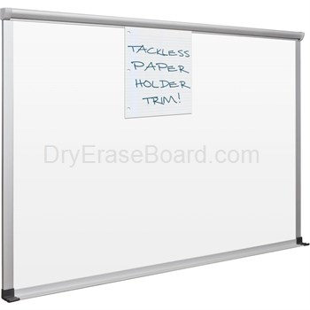 Slim Bite Whiteboard - Dura-Rite Surface