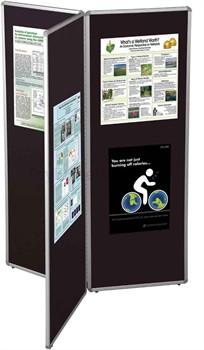 Tri-Fold Information Centers